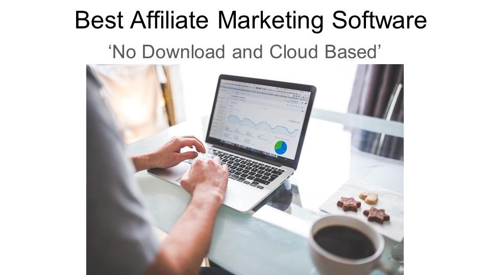Cloud Based Affiliate Marketing Software