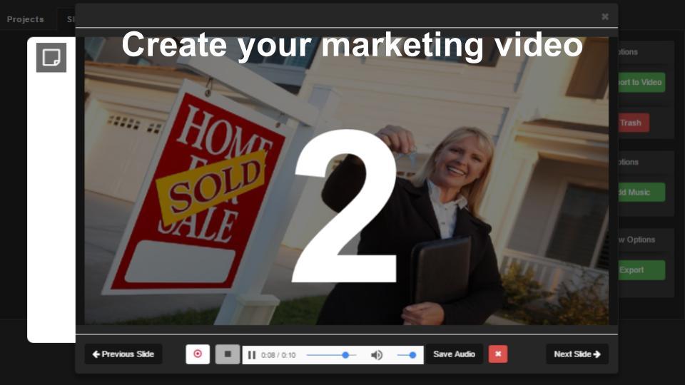 marketing program real estate and realtors more business