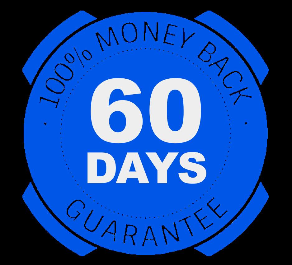 100% Money Guarantee Back